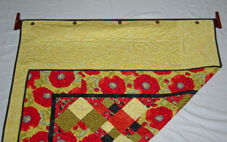 easyDisplay Decorative Quilt Hanger - Instructions : wall hangers for quilts - Adamdwight.com